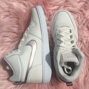 New Nike Court Borough Mid Sneakers